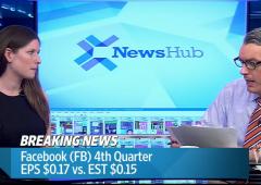 Wall Street chiude negativa il miglior gennaio da anni
