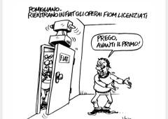 Fiat: reintegrati 19 operai di Pomigliano, non lavoreranno