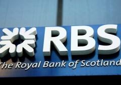 Maxi-multa per Rbs: la banca ha manipolato il Libor