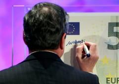 Bce: tassi fermi a 0,75%. Draghi: euro forte? Non ci riguarda