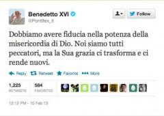 Papa Benedetto XVI si dimetterà il 28 febbraio