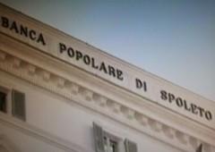 Banca Popolare di Spoleto commissariata, azzerati i vertici