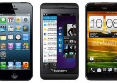 Smartphone: vendite in calo per la prima volta dal 2009