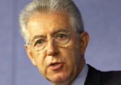 """Monti: """"nuova Tangentopoli. Ereditato governo da cialtroni"""""""
