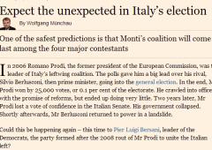 """Elezioni, Ft: """"spettro governo Prodi, la destra sorprenderà"""""""
