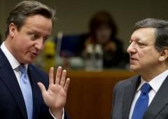 Metà dei britannici vuole abbandonare l'UE