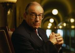 """Greenspan: """"Ignorate l'economia, contano solo i mercati"""""""