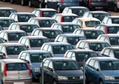 Europa, immatricolazioni auto al minimo dal 1990. Fiat -12%