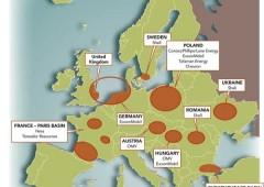 L'Europa si prepara a un boom del gas di scisto