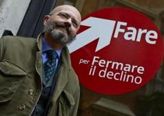 Elezioni: anche Giannino pronto a lasciare, in Fermare il Declino e' il caos