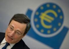 Da Bce l'aiuto più grande all'Italia, bond per 103 miliardi
