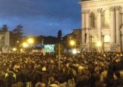 M5S: Roma, 800.000 a Piazza S. Giovanni