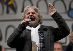 """Grillo scuote l'Europa. """"Salverà l'Italia con referendum euro"""""""