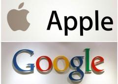 Apple sempre più giù: a Wall Street la sfida va a Google