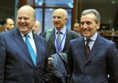Ecofin, dai ministri si a revisione obiettivi di bilancio