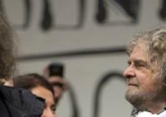 """Grillo: """"Se ci alleiamo, mi ritiro dalla politica"""""""