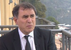 "Roubini: ""Bce entri in guerra valutaria"""