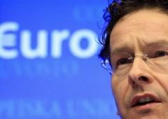 """Dijsselbloem, """"Banche ko? A pagare siano gli azionisti, non i contribuenti"""""""
