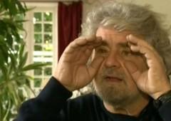 """Grillo: """"L'Italia è già fuori dall'euro"""""""