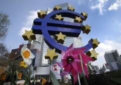 """Bce: """"buona domanda titoli Italia e Spagna, ma mercati tesi"""""""