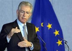 Monti: spread, Italia non spaventa ora che ha una finanza pubblica sana