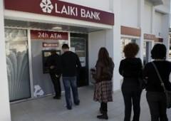 Modesta proposta su Cipro: non li salviamo. E vediamo l'effetto che fa