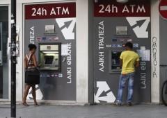 """Germania: """"banche cipriote potrebbero non riaprire mai più"""""""