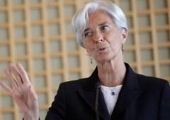 Cessione Adidas: polizia a casa della direttrice Fmi Lagarde