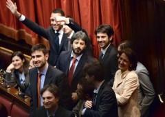 """M5S: """"Chiederemo a Napolitano di farci governare"""""""