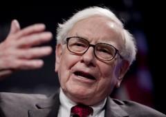 Blitz di Buffett nel capitale di Goldman Sachs