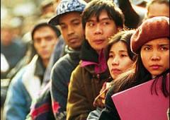 Italia: anche immigrati vanno via, da loro c'è più lavoro