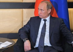 Putin ordina esercitazioni militari improvvise nel Mar Nero