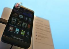 Blackberry: delude nuovo Z10, ma conti meglio del previsto