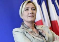 Appello anti euro di Marine Le Pen a Grillo