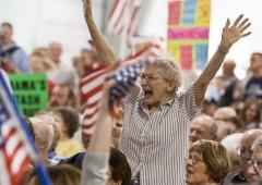 L'America si scopre sempre più a destra. Il partito nazista Usa