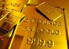 Oro: anniversario di confisca