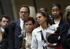 I dati sull'occupazione gelano Wall Street, giù gli indici