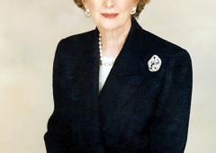 Addio Lady di Ferro. È morta la Thatcher, simbolo del liberismo
