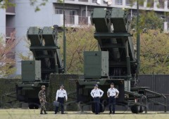Giappone dispiega missili Patriot contro Corea del Nord