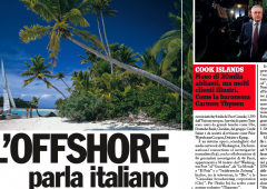 Paradisi fiscali: leggi le storie dei presunti evasori italiani