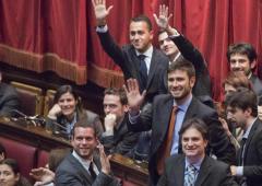 M5S occupa Camera, prepara rosa dieci candidati al Quirinale