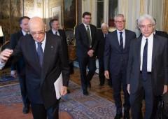 Quirinale: Bersani si chiama fuori, Pdl propone Violante