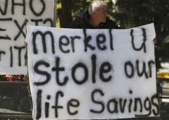 Euro, Germania conferma: in arrivo una patrimoniale