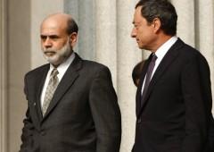 Fed fallirà. Trappola liquidità in Ue come in Giappone