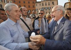 Quirinale: Bersani propone Marini. Rivince l'Italia delle Caste