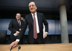 """Bce: """"taglio dei tassi è sempre una possibilità"""""""
