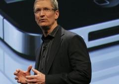 Apple potrebbe sostituire l'a.d. Tim Cook