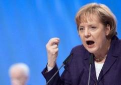 "Merkel a Eurozona: ""preparatevi a cedere la vostra sovranità"""