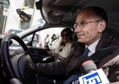 Agenda Letta: 18 ministri e stop a finanziamento partiti