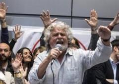 """Grillo a Letta: """"Non ci mescoleremo mai"""""""